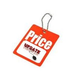 Service to update prices in e-shop