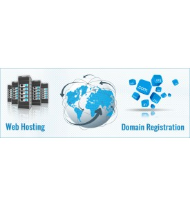 Hosting and domain for shop