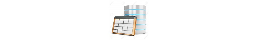 READY DATA FOR USE - SOFTWARES, IMAGES, CSV/XLS/XML TABLES, DATABASE