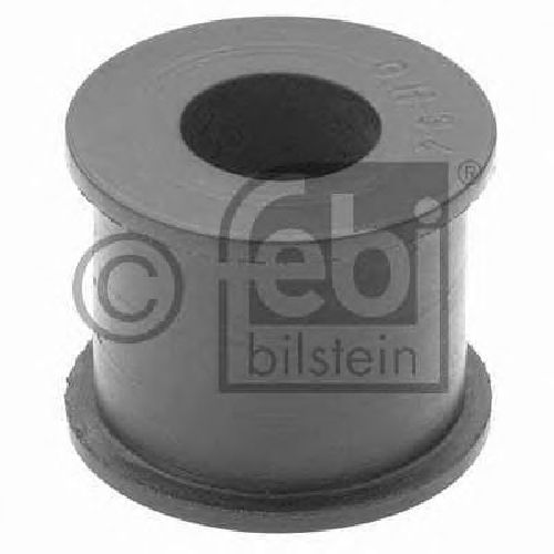 FEBI BILSTEIN 18299 - Mounting, stabilizer coupling rod Upper Front Axle | Lower Front Axle