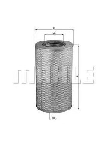 LX 655 KNECHT 79618489 - Air Filter