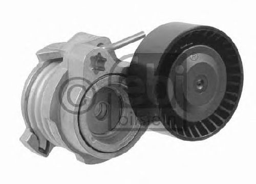 FEBI BILSTEIN 21629 - Belt Tensioner, v-ribbed belt BMW