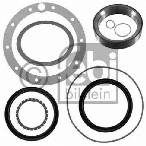 FEBI BILSTEIN 21947 - Gasket Set, wheel hub Rear Axle MERCEDES-BENZ