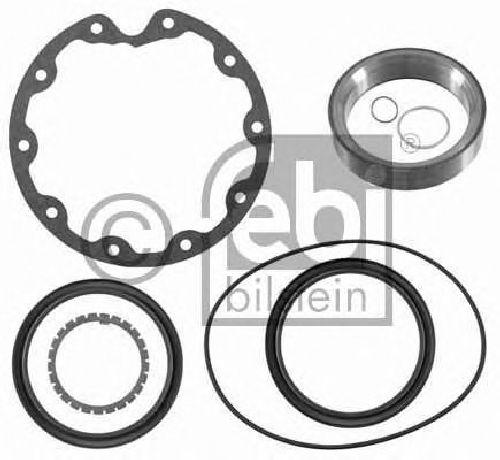 FEBI BILSTEIN 21977 - Gasket Set, wheel hub Rear Axle MERCEDES-BENZ