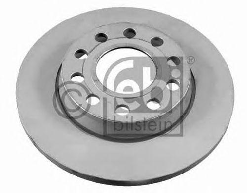 FEBI BILSTEIN 22052 - Brake Disc Rear Axle SEAT