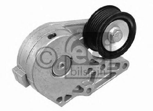 FEBI BILSTEIN 22364 - Belt Tensioner, v-ribbed belt VW