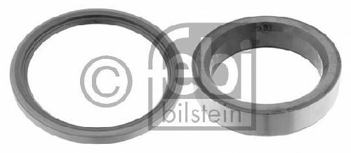 FEBI BILSTEIN 22871 - Gasket Set, wheel hub MAN