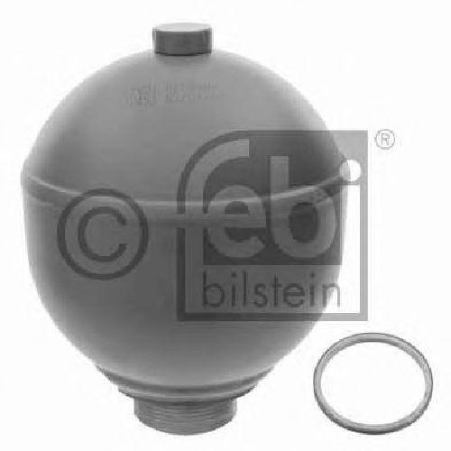 FEBI BILSTEIN 23017 - Suspension Sphere, pneumatic suspension Front