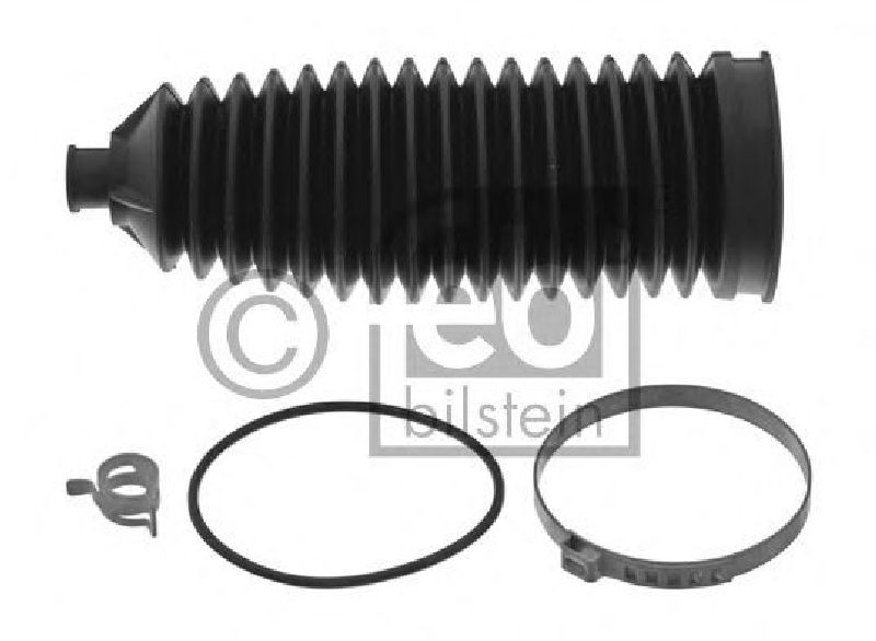 steering Front Axle left or right FEBI 27086 Bellow Set