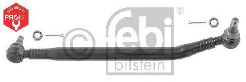 FEBI BILSTEIN 24118 - Centre Rod Assembly PROKIT Front Axle MERCEDES-BENZ