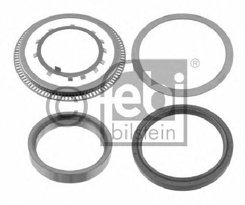 FEBI BILSTEIN 24762 - Gasket Set, wheel hub Rear Axle MERCEDES-BENZ