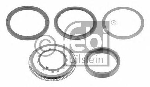 FEBI BILSTEIN 24763 - Gasket Set, wheel hub MERCEDES-BENZ