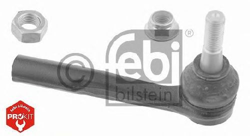 FEBI BILSTEIN 26153 - Tie Rod End PROKIT Front Axle Right FIAT, OPEL, SAAB