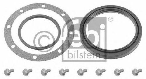 FEBI BILSTEIN 27091 - Gasket Set, wheel hub MERCEDES-BENZ