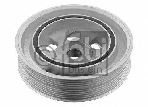 for Crankshaft febi bilstein 30174 pulley decoupled Pack of 1