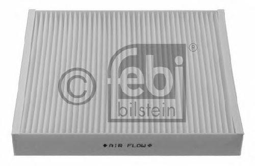 FEBI BILSTEIN 30743 - Filter, interior air SAAB, VAUXHALL, CHEVROLET, OPEL