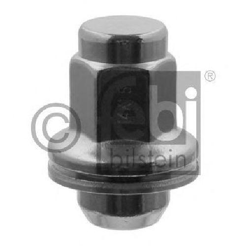 FEBI BILSTEIN 33497 - Wheel Nut Front Axle | Rear Axle TOYOTA