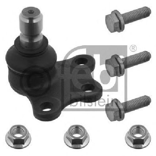FEBI BILSTEIN 38025 - Ball Joint Front Axle left and right CITROËN, PEUGEOT