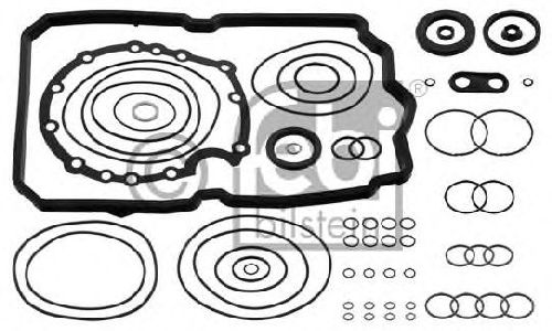 FEBI BILSTEIN 38076 - Gasket Set, automatic transmission MERCEDES-BENZ
