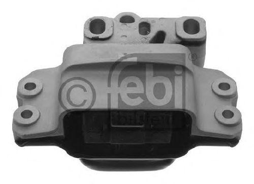 FEBI BILSTEIN 38534 - Mounting, manual transmission Left SEAT, VW