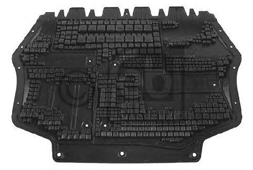 FEBI BILSTEIN 39347 - Silencing Material, engine bay Front | Lower SEAT, VW, SKODA, AUDI