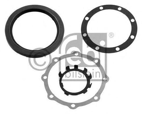 FEBI BILSTEIN 02460 - Gasket Set, wheel hub Rear Axle