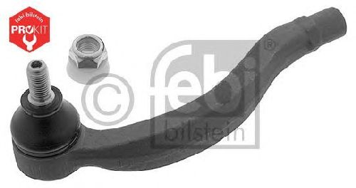 FEBI BILSTEIN 43548 - Tie Rod End PROKIT Front Axle Left PEUGEOT, CITROËN