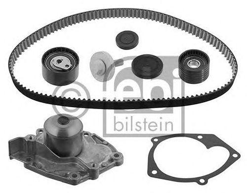FEBI BILSTEIN 45105 - Water Pump & Timing Belt Kit RENAULT