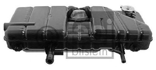 FEBI BILSTEIN 45156 - Expansion Tank, coolant MERCEDES-BENZ