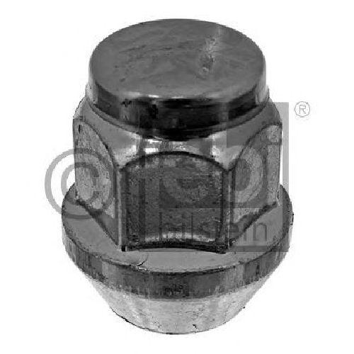FEBI BILSTEIN 46617 - Wheel Nut Front Axle | Rear Axle CHEVROLET, VAUXHALL, OPEL, DAEWOO