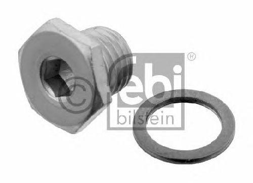 FEBI BILSTEIN 48887 - Oil Drain Plug, oil pan BMW