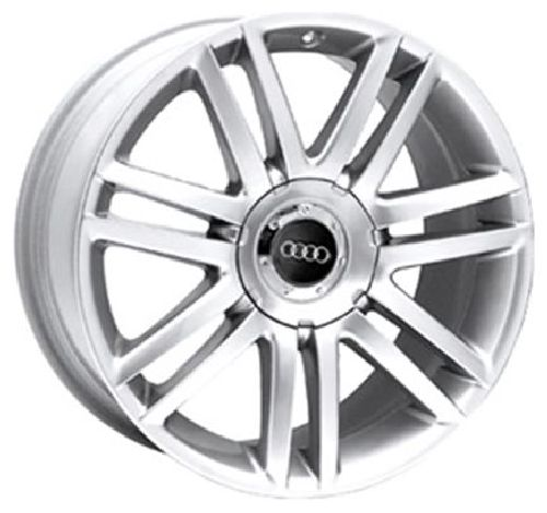 Replica W544 8x20/5x100 D57.1 ET45 Silver
