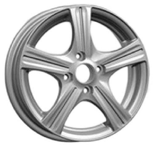 Replica RN58 5x14/4x100 D60.1 ET43 Silver