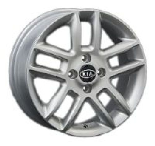 Replica KI117 6x15/4x100 D54.1 ET48 Silver