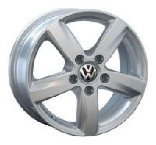 Replica VW51 7.5x17/5x130 D71.6 ET50 Silver