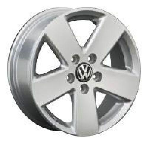 Replica VW18 8x18/5x120 D65.1 ET57 Silver