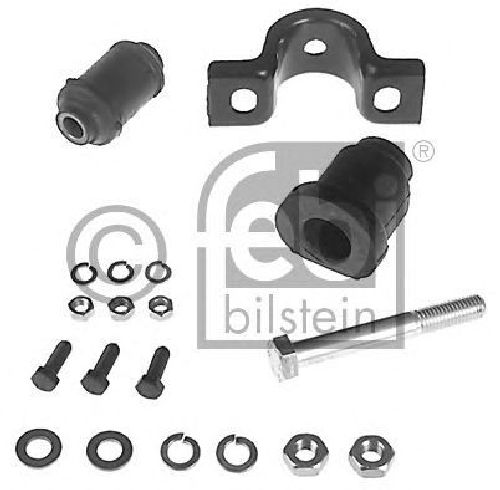 FEBI BILSTEIN 06654 - Mounting Kit, control lever Front Axle left and right