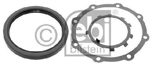 FEBI BILSTEIN 06760 - Gasket Set, wheel hub Rear Axle MERCEDES-BENZ