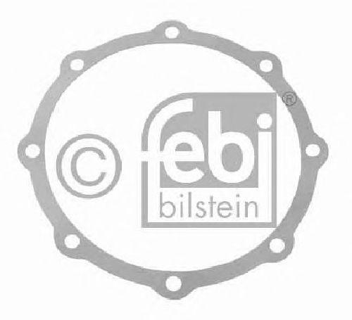 FEBI BILSTEIN 06763 - Seal, wheel hub