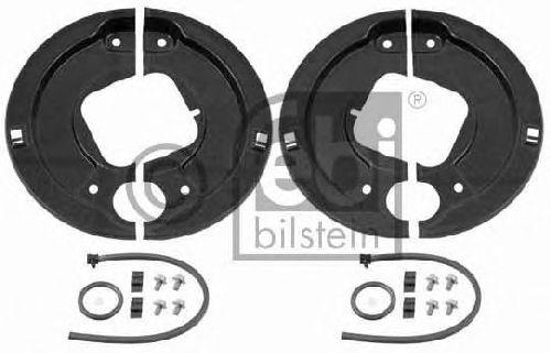 FEBI BILSTEIN 07684 - Cover Plate, dust-cover wheel bearing