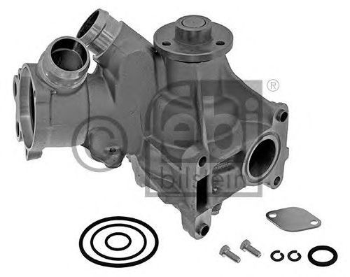 FEBI BILSTEIN 09802 - Water Pump MERCEDES-BENZ