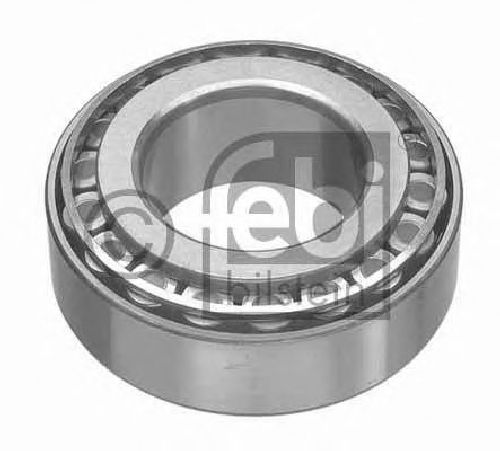 FEBI BILSTEIN 683/672 - Wheel Bearing Rear Axle left and right | Outer VOLVO