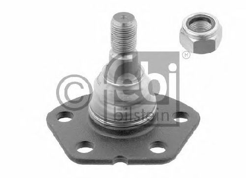FEBI BILSTEIN 12023 - Ball Joint Front Axle left and right | Lower