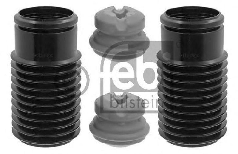 FEBI 13060 Dust Cover Kit shock absorber Front Axle