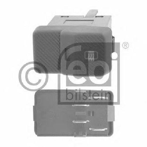 FEBI BILSTEIN 17002 - Switch, rear window heating