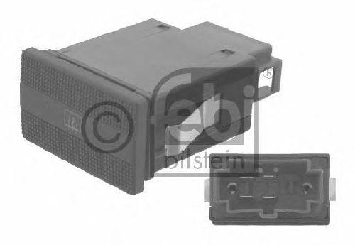 FEBI BILSTEIN 18080 - Switch, rear window heating