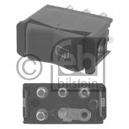 FEBI BILSTEIN 18310 - Switch, rear window heating