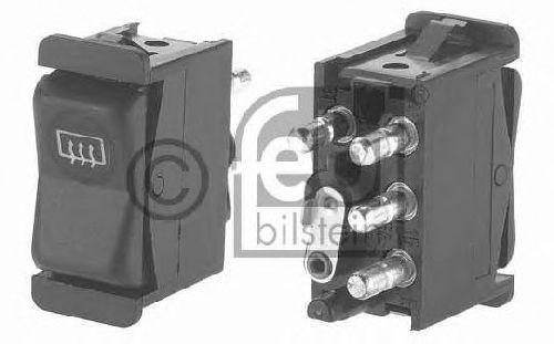 FEBI BILSTEIN 18311 - Switch, rear window heating