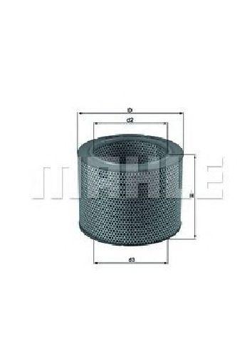 LX 757 KNECHT 79822677 - Air Filter