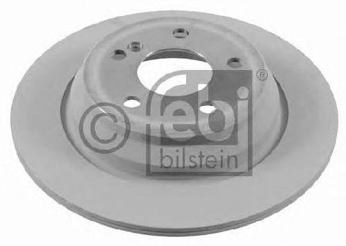FEBI BILSTEIN 22205 - Brake Disc Rear Axle